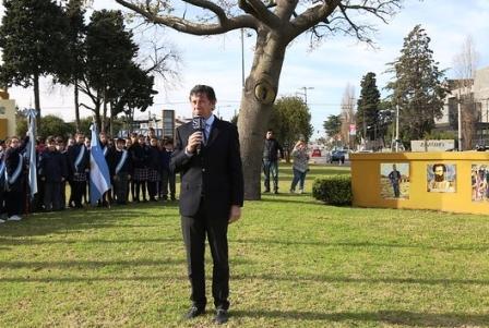 San Isidro evocó la Reconquista de Buenos Aires