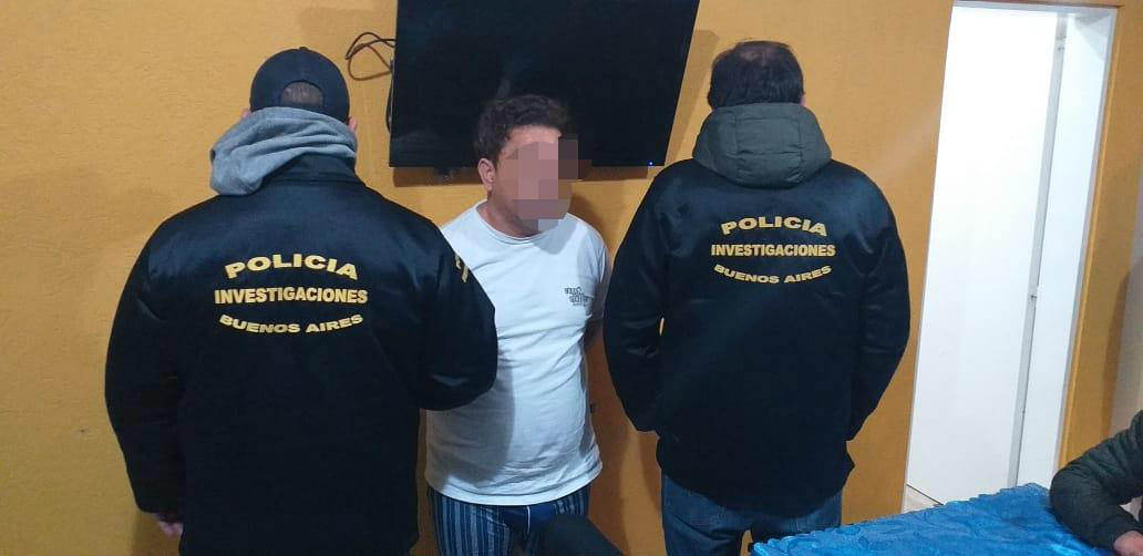 """En Tigre detienen al  """"Chiqui"""" por vender estupefacientes en Benavídez"""