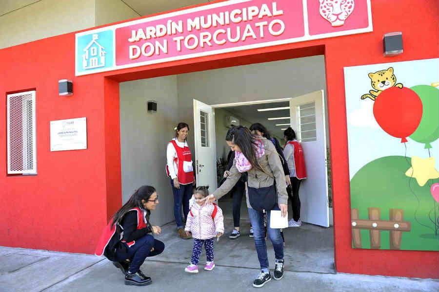 El Jardín Municipal de Don Torcuato abre la inscripción para el ciclo lectivo 2020