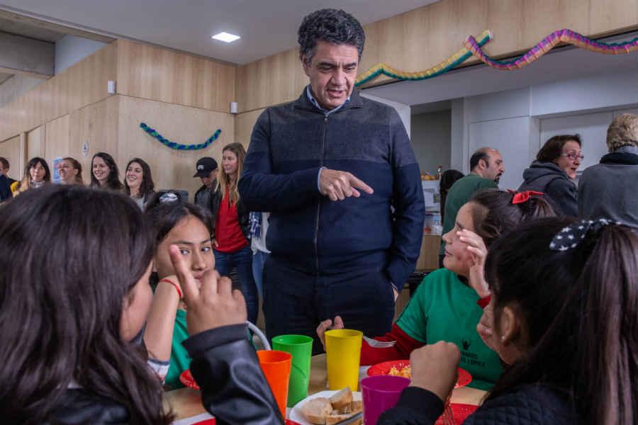 Vicente López: impulsan puentes pedagógicos entre los Centros Barriales