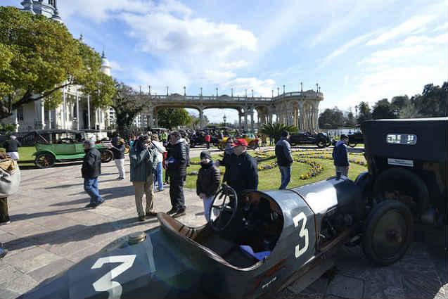 Cientos de vecinos vivieron la edición N°23 del Gran Premio Recoleta-Tigre
