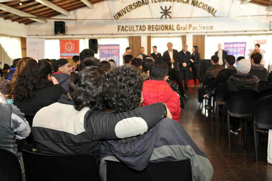 Tigre fue sede del IX Encuentro Nacional de la Red Argentina de Jóvenes y Adolescentes Positivos