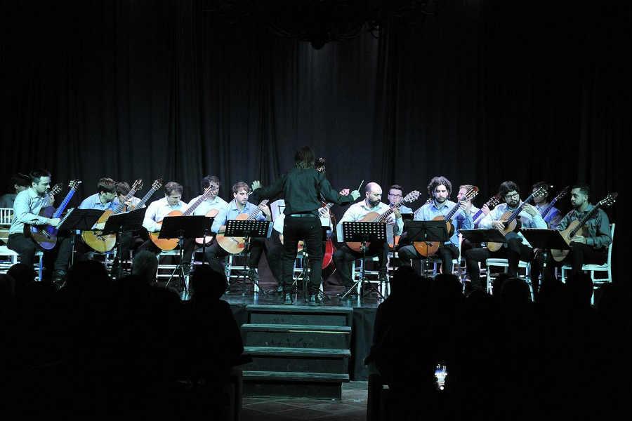 Con una fusión de música y danza comenzó en Tigre el ciclo