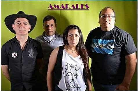 """El grupo Amarales presenta """"A cielo abierto"""""""