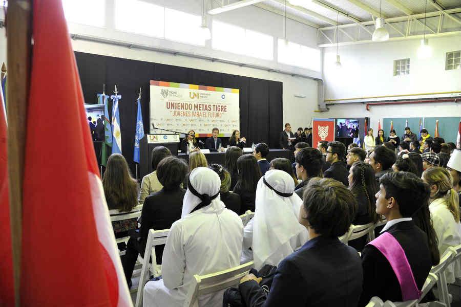 Se realizó en Tigre el IV Encuentro del Programa educativo