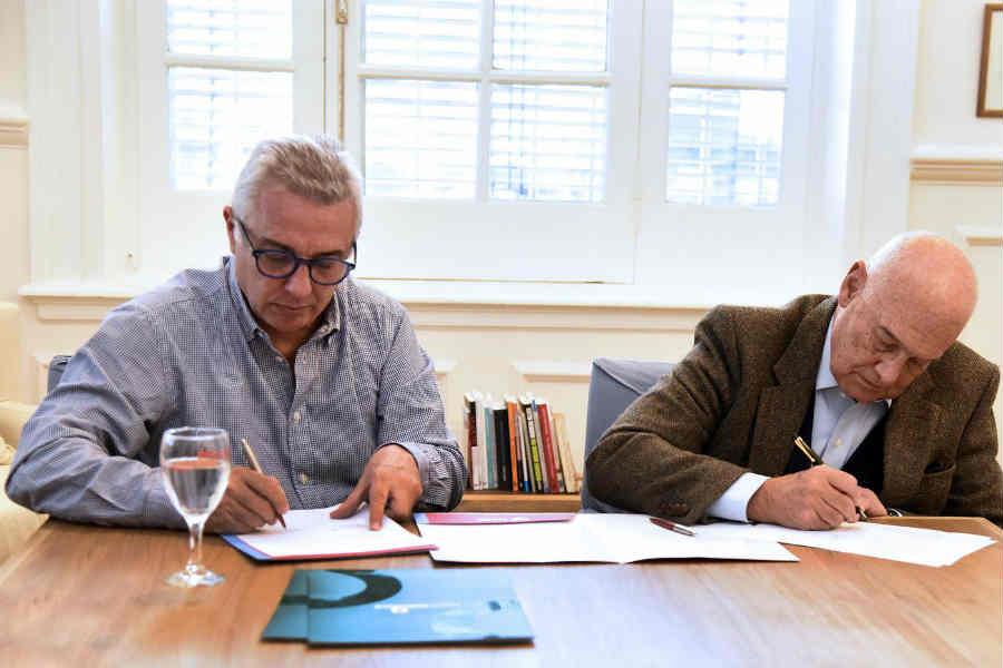 Tigre y el Ministerio Público Fiscal de C.A.B.A firmaron un convenio para generar más oportunidades a personas con discapacidad