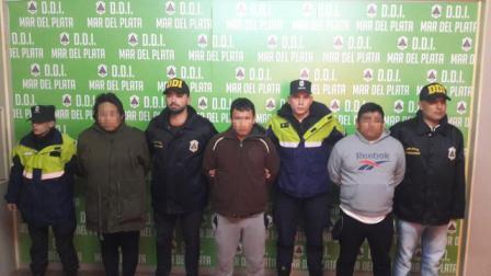 Detuvieron a los autores del crimen de la encargada de edificio de Mar del Plata.