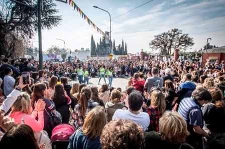 San Isidro: La Horqueta vivió su gran fiesta