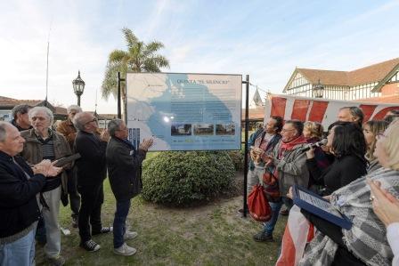 """San Fernando acompañó el señalamiento de la quinta """"El Silencio"""" como ex Centro Clandestino de Detención"""
