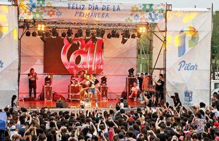 El Grupo Play celebrará la primavera en Pilar
