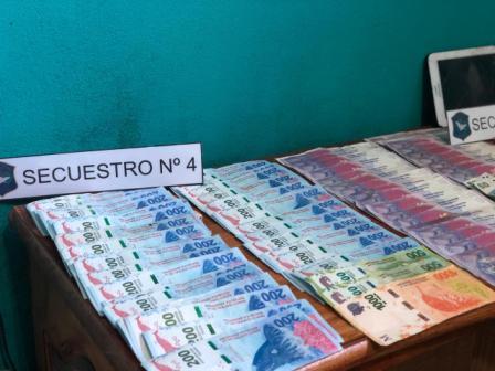 Cayó banda narco de peruanos que escondía cocaína en penes de cotillón