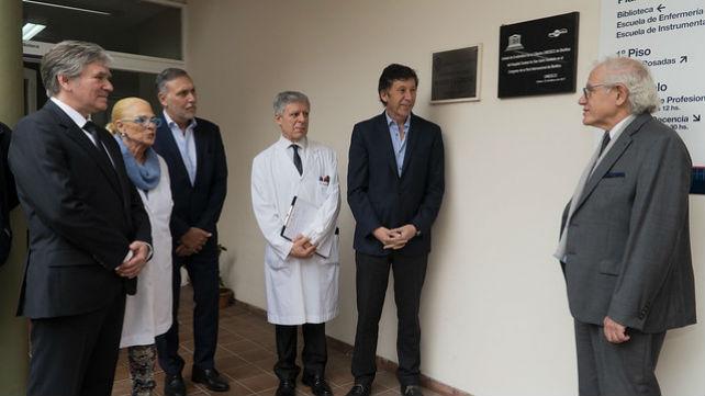 Autoridades de la UNESCO destacaron el trabajo del Hospital Central de San Isidro