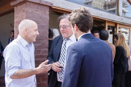 El colegio de abogados tendrá una nueva sede en Pilar