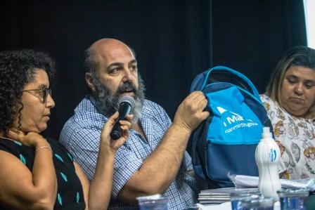 San Martín y Río de Janeiro trabajan de manera conjunta en Economía Social y Solidaria
