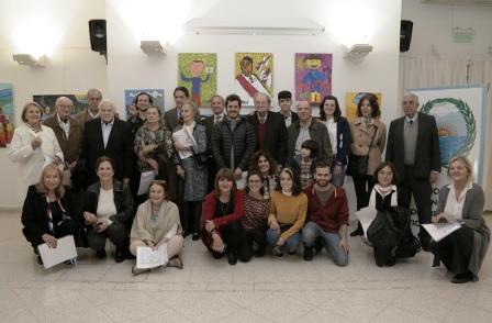 En su aniversario Vicente López y homenajeó a sus pioneros
