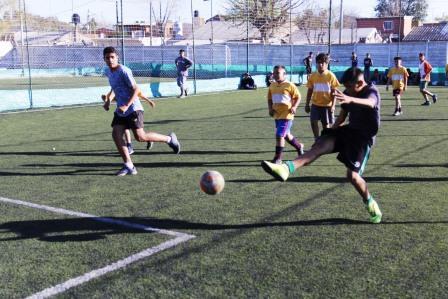 Más de 600 chicos participaron de la Copa del Reciclado Pilar 2019