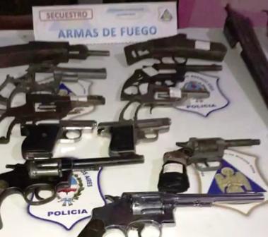 Desbaratan red de quiniela clandestina en Moreno y General Rodríguez: ocho detenidos, dinero y armas secuestradas