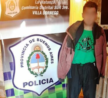 Atrapan al pirómano que incendió jardín de infantes en Villa Dorrego