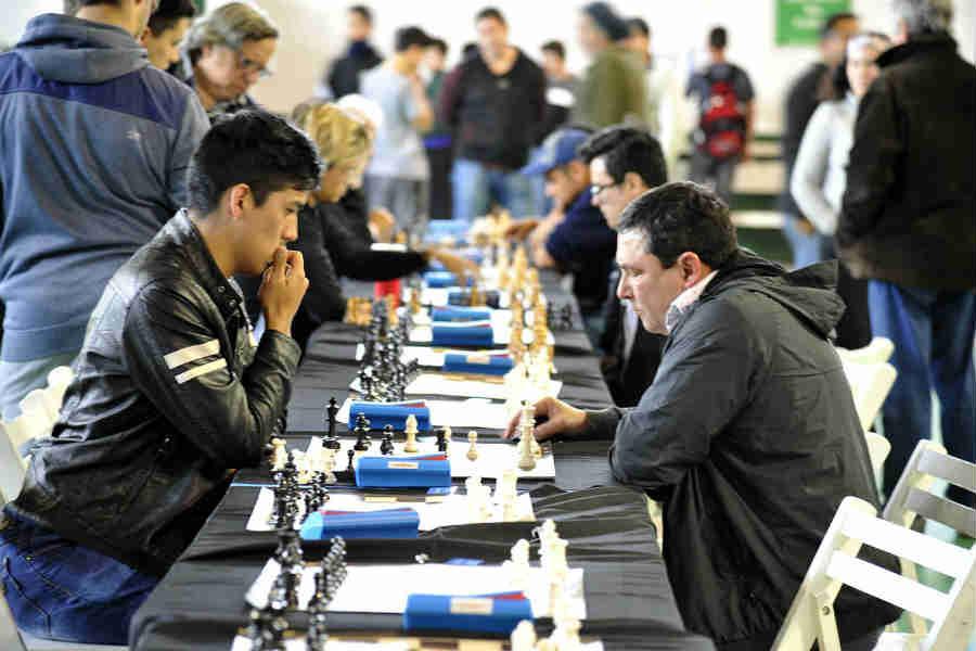 Se en disputó en Benavidez la cuarta etapa del Circuito de Ajedrez de Tigre