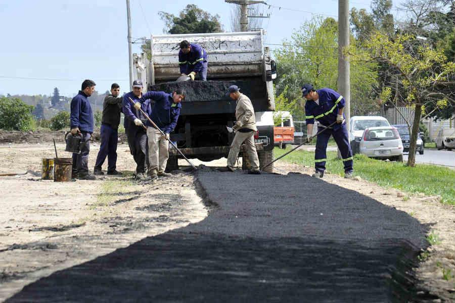 Tigre construye una nueva senda aeróbica en General Pacheco
