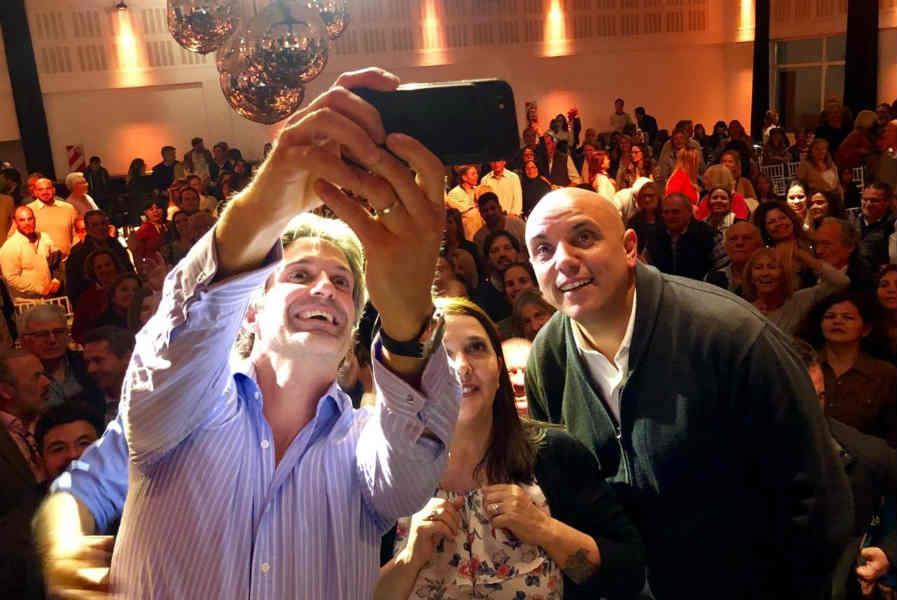 Segundo Cernadas relanzó su campaña en Tigre en un encuentro con nuevos voluntarios de juntos por el cambio