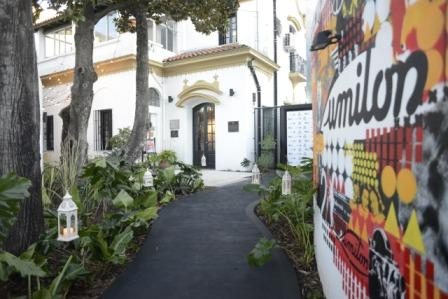 Seminario para artistas en Vicente López
