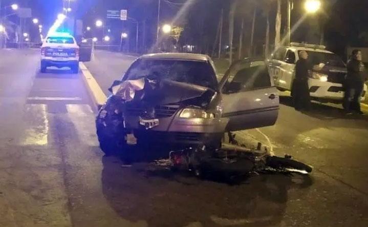 Robó un auto en Don Torcuato, atropelló y mató al hijo de un policía en San Fernando