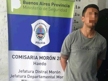 Cae en Morón un delincuente que purgaba condena por el crimen del ingeniero Barrenechea ocurrido en 2008