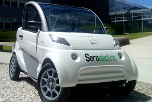 El primer vehículo eléctrico argentino fue homologado con asistencia del INTI