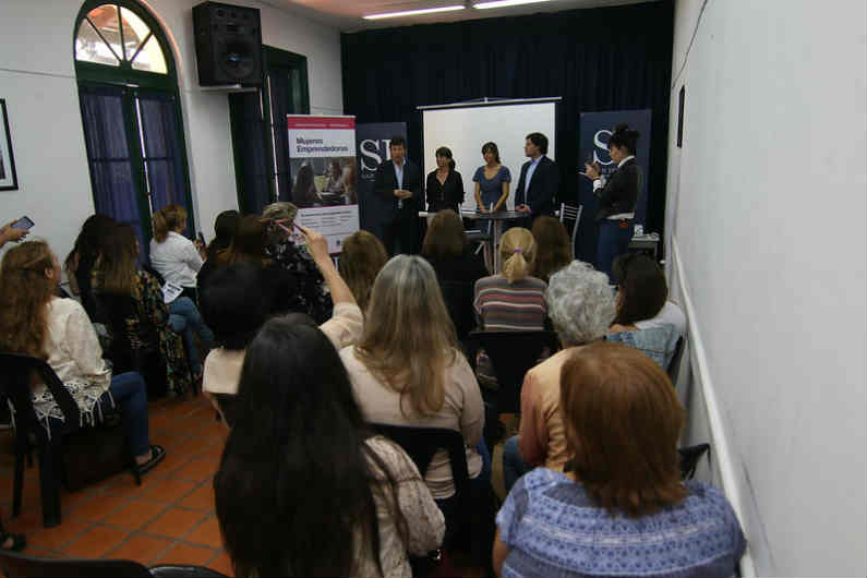 San Isidro lanza un programa para potenciar emprendimientos