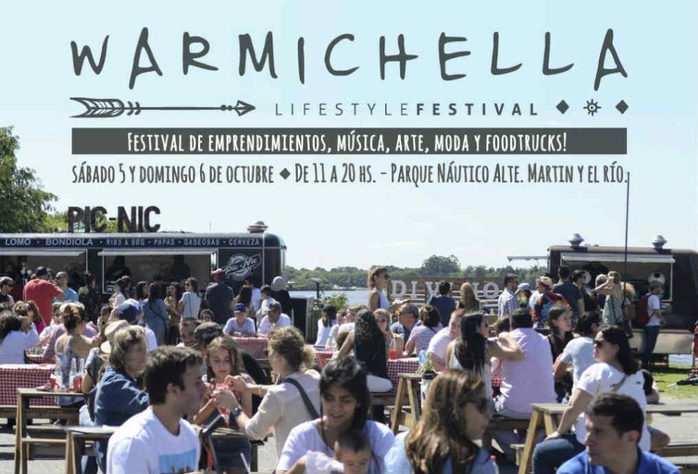 Llega el Warmichella Lifestyle Festival 2019 a San Fernando
