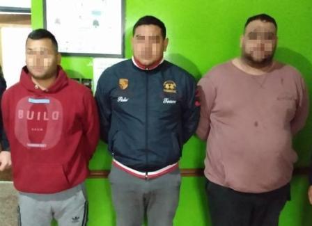 """Cayó el """"Chómpiras"""" del sur, líder de una banda de roba ruedas que actuaban en Bernal y otras localidades de la zona"""