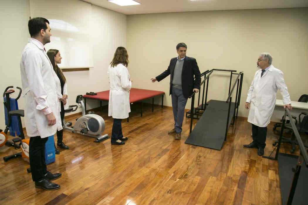 El intendente Jorge Macri, anunció el final de una de las obras más esperada por la comunidad, se trata de la finalización de la segunda etapa del Hospital Geriátrico que ya está en total funcionamiento.