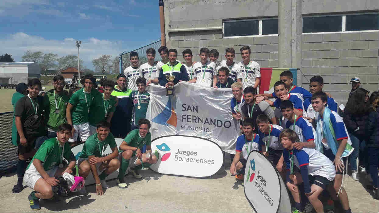 Juegos Bonaerenses 2019: San Fernando mantuvo su nivel y logró 5 oros, 2 platas y 2 bronces