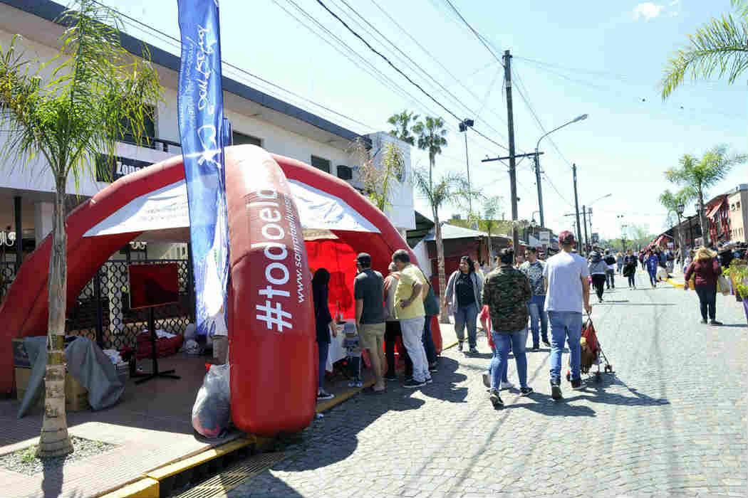 Las ciudades turísticas argentinas eligen a Tigre para promocionar sus destinos - Puerto de Frutos