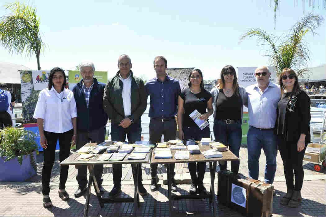 Las ciudades turísticas argentinas eligen a Tigre para promocionar sus destinos- autoridades