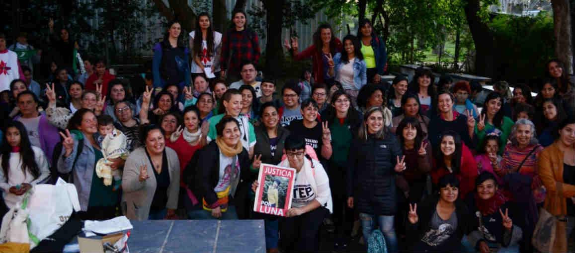 Tigre tuvo su primer Pre Encuentro en el Club Vareadores de Pacheco, donde más de 400 mujeres de organizaciones populares asistieron a las distintas comisiones de debate.