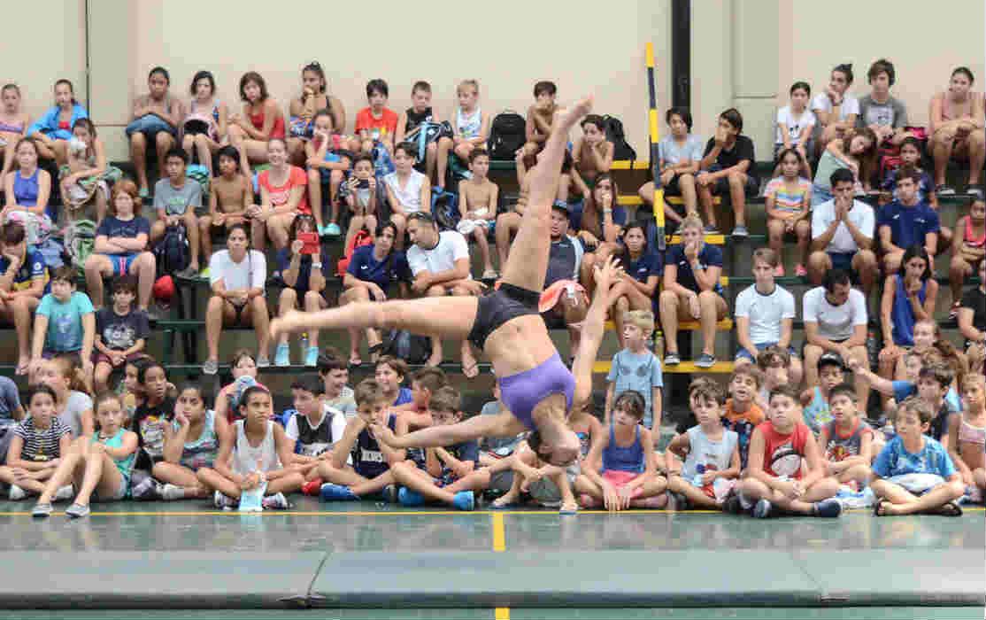 La joven gimnasta artística Martina Dominici obtuvo la ansiada clasificación a los Juegos Olímpicos de Tokio 2020, tras ubicarse en el puesto 31º en el All Arround Individual del Mundial de Stuttgart,