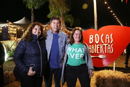 Más de 30 mil personas disfrutaron del festival gastronómico Bocas Abiertas en el Centro Municipal de Exposiciones. El evento ofreció una gran variedad de actividades, y degustaciones de platos y bebidas de los restaurantes de la zona.