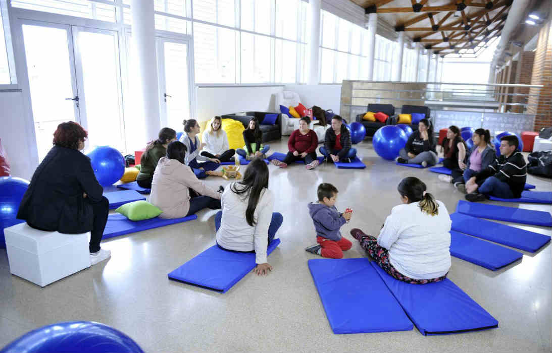 En el Hospital Materno Infantil de Tigre ya funciona un Salón de usos múltiples