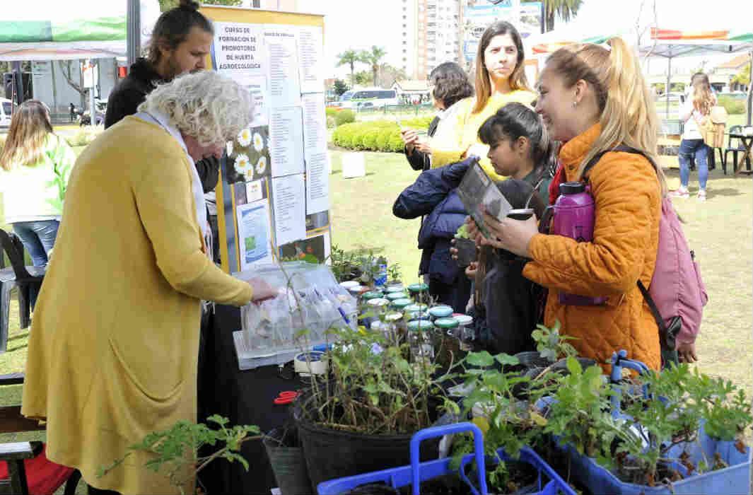 Tigre inició octubre con la Feria anual de Intercambio de Semillas y Plantines