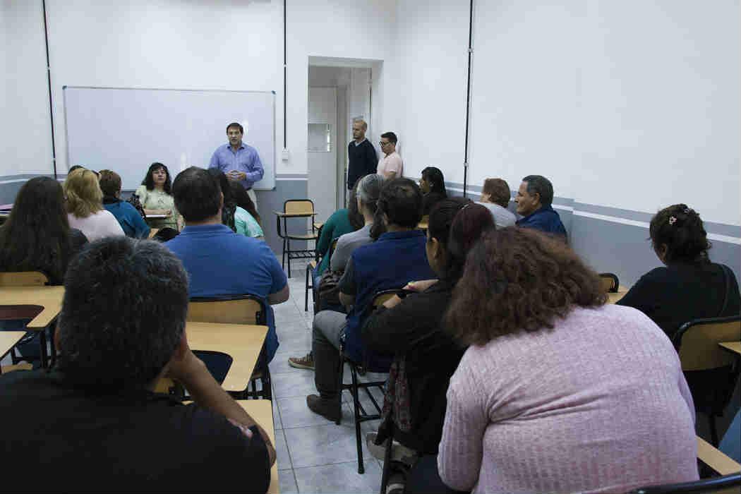 Primer encuentro del Consejo Local de Emergencia Social en Pilar