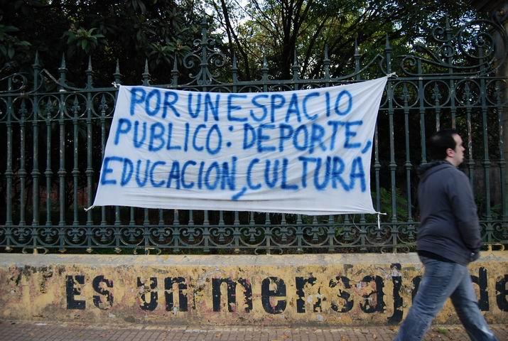 Vecinos de san Isidro se movilizarán para exigir que sea destinado a un parque público el ex predio de Obras Sanitarias