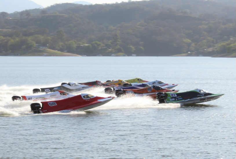 La F1 Powerboat pospone el GP de Campana por cuestiones climáticas