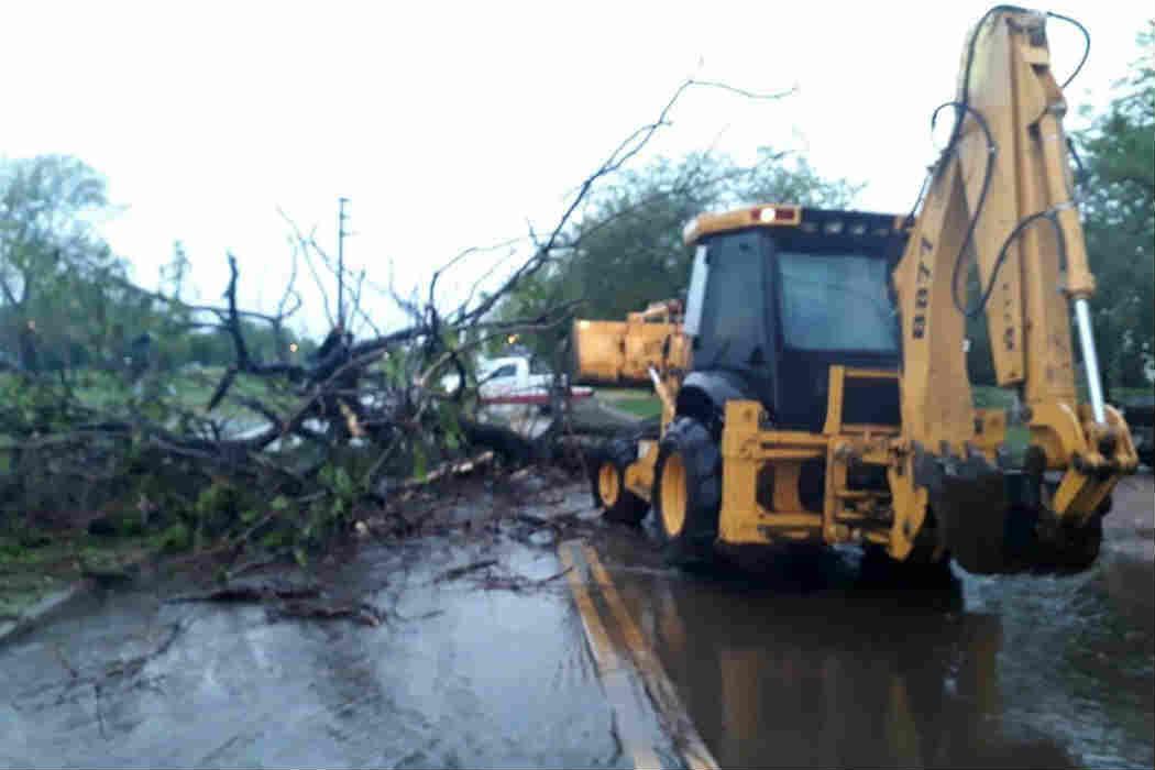 Tigre desplegó un operativo de emergencia para asistir a los vecinos afectados por el temporal