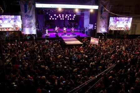 Las Patronales de Pilar 2019 reunieron a miles de vecinos