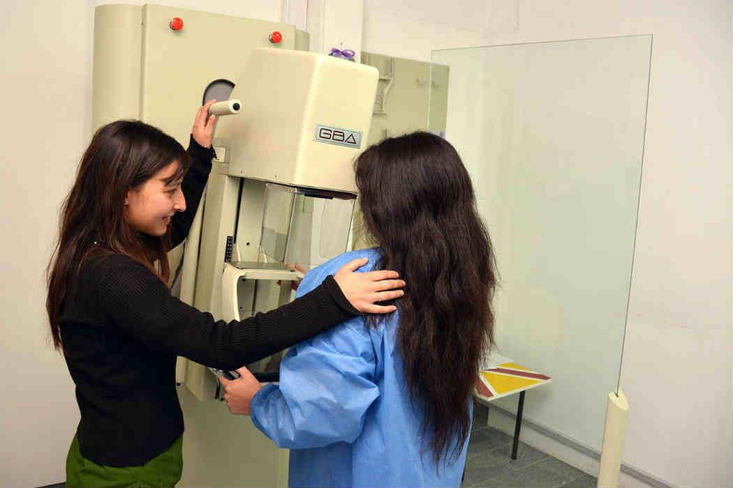 Tigre realiza estudios gratuitos para la detección precoz del cáncer de mama