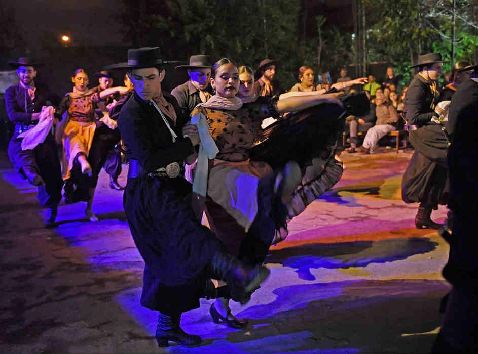La comunidad de Virreyes volvió a reunirse en la Parroquia Santa Teresita del Niño Jesús para celebrar una nueva edición de la tradicional fiesta que todos los años acompaña el Municipio de San Fernando.