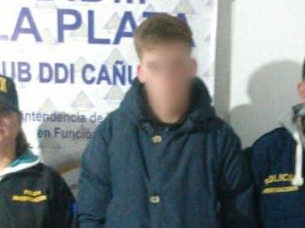 """Cayó el """"Polaco"""", segundo implicado en el asesinato de una mujer de 72 años Alejandro Korn"""