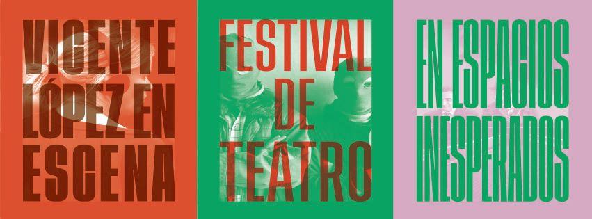 Vicente López: Últimos días del Festival de Teatro en Espacios Inesperados